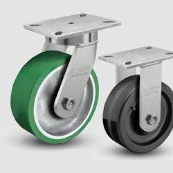 ruedas nylon industriales