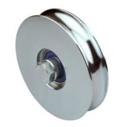 ruedas para portones industriales
